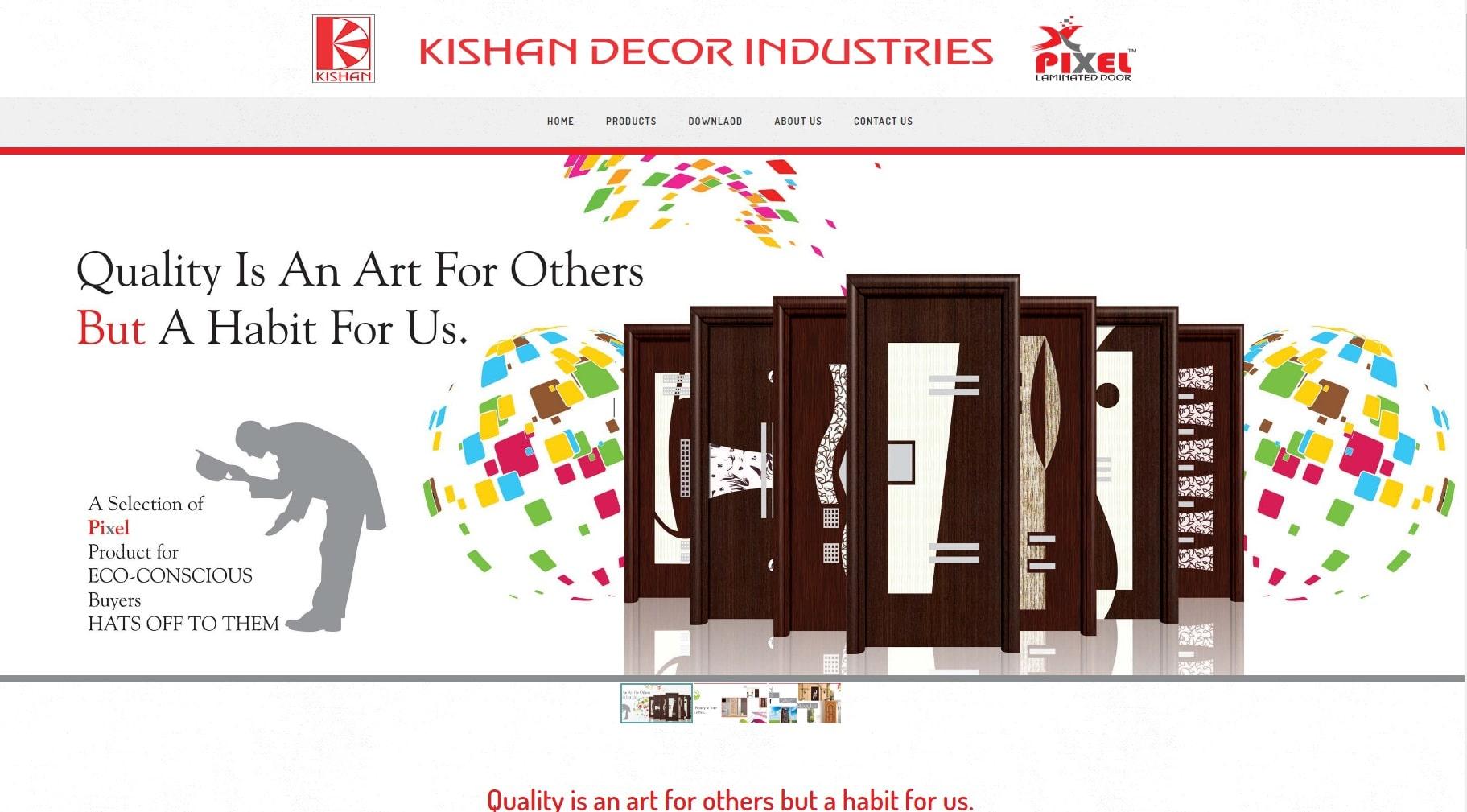 KDI Pixel Doors - Starland IT Solution