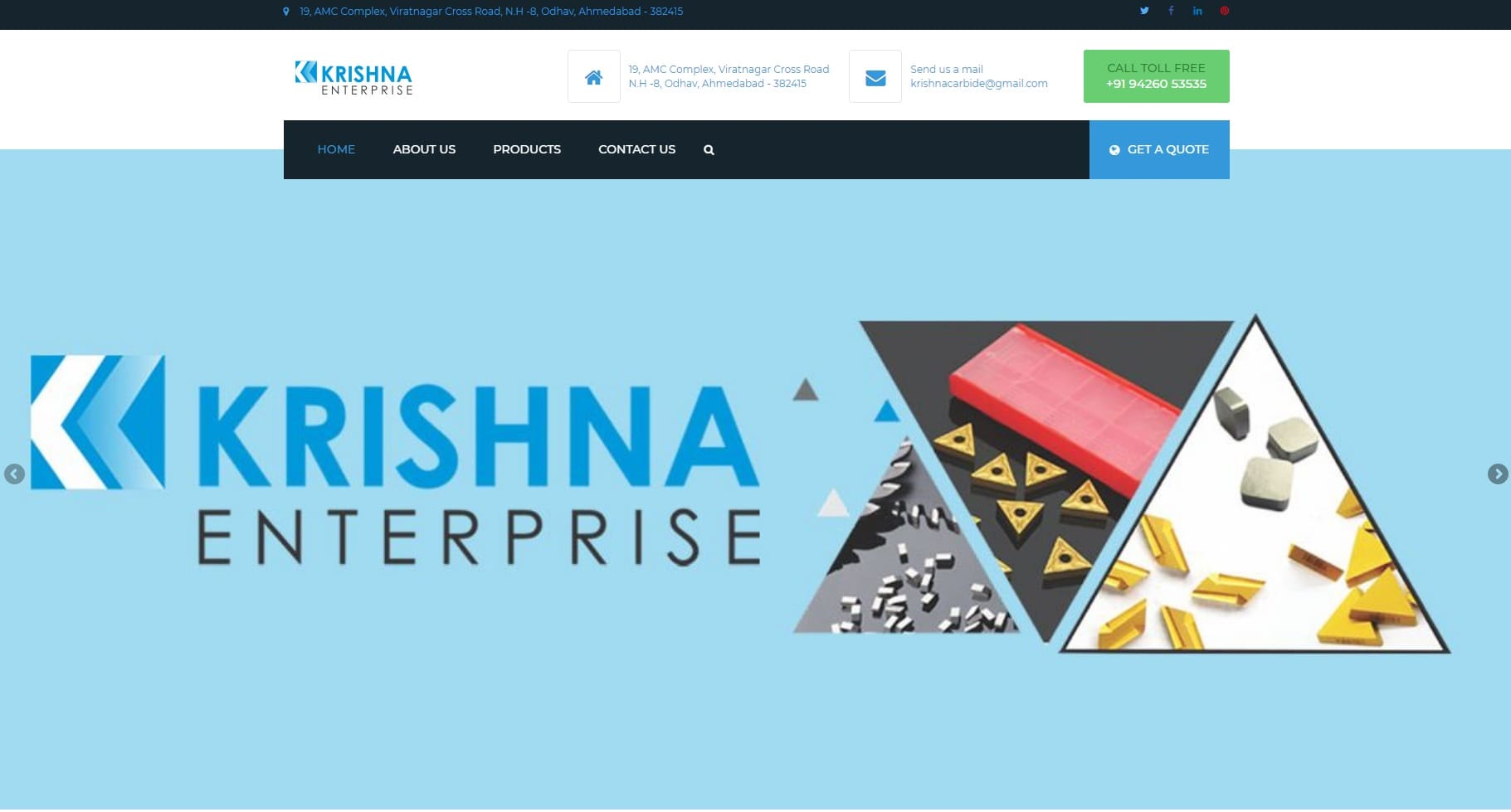 Krishna Enterprise - Starland IT Solution