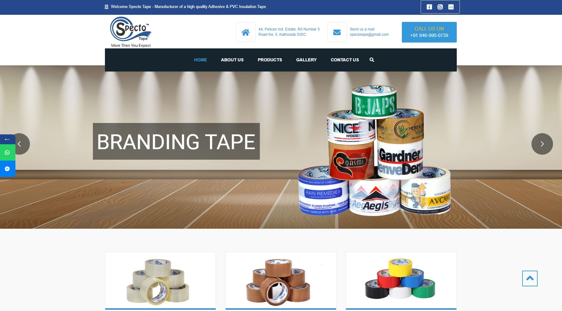 Specto Packaging - Starland IT Solution