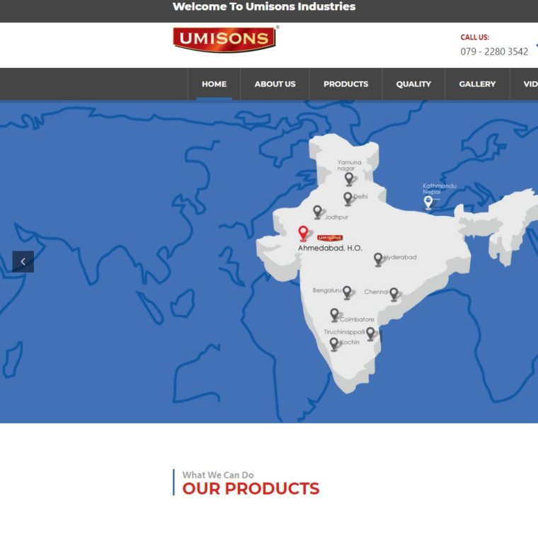 Umisons Industries - Starland IT Solution