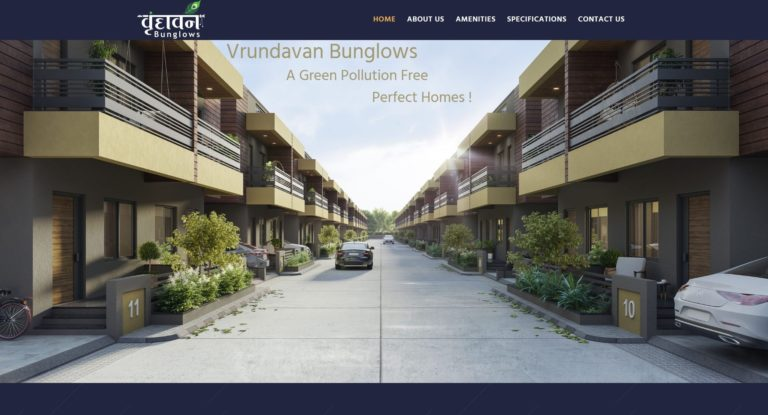 Vrundavan Bunglows - Starland IT Solution