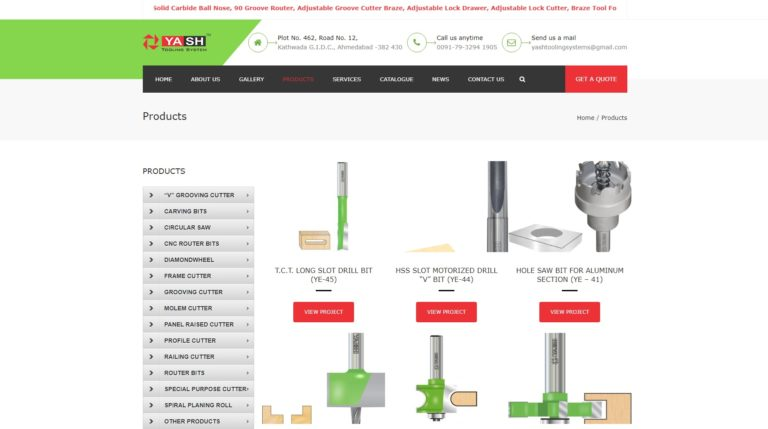 Yash Tooling System ECO - Starland IT Solution