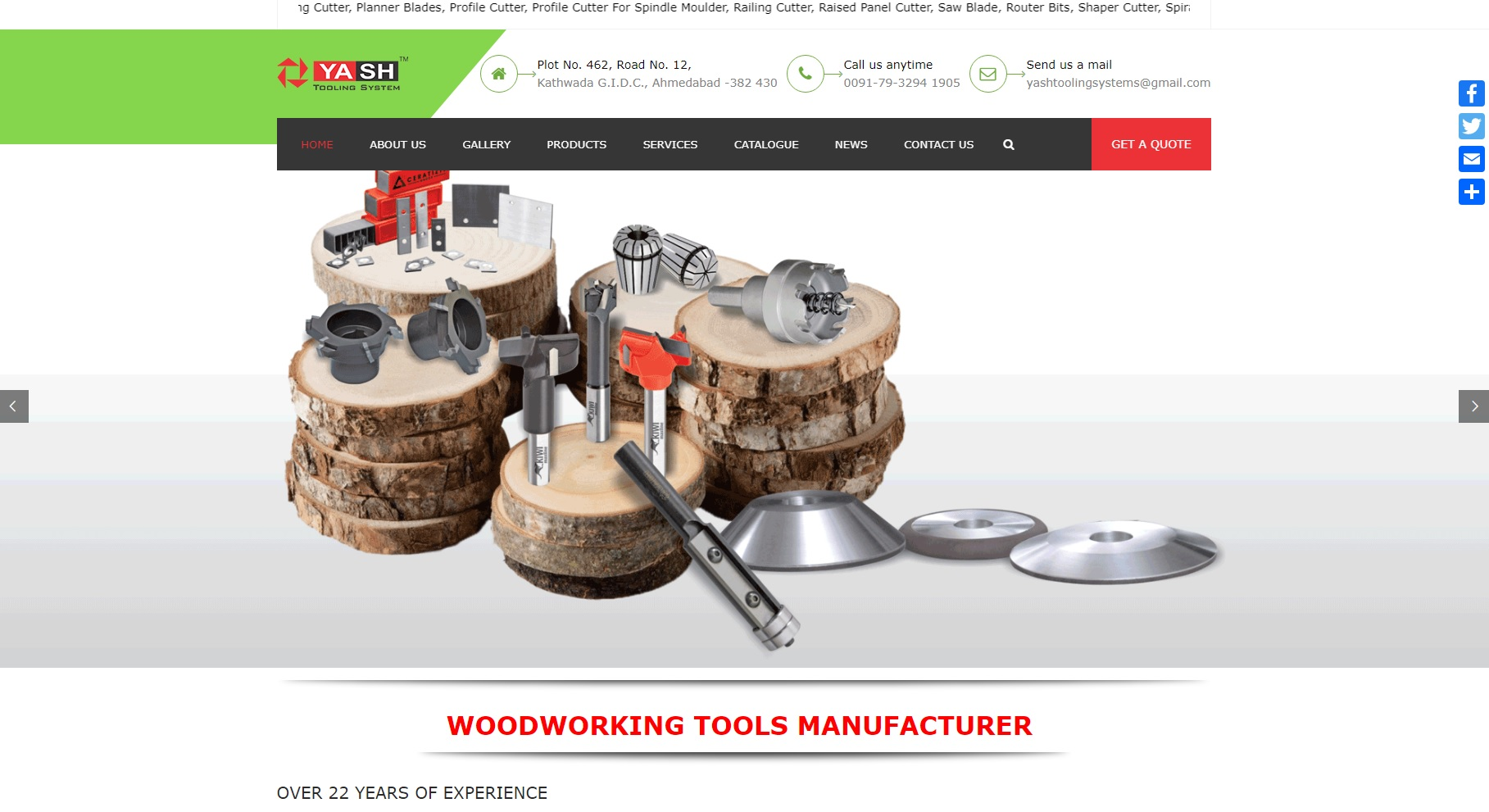 Yash Tooling System - Professional - Starland IT Solution
